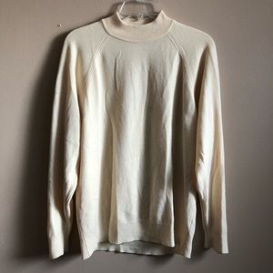 Mars and Spencer Crew Neck Sweater Top Long Sleeve